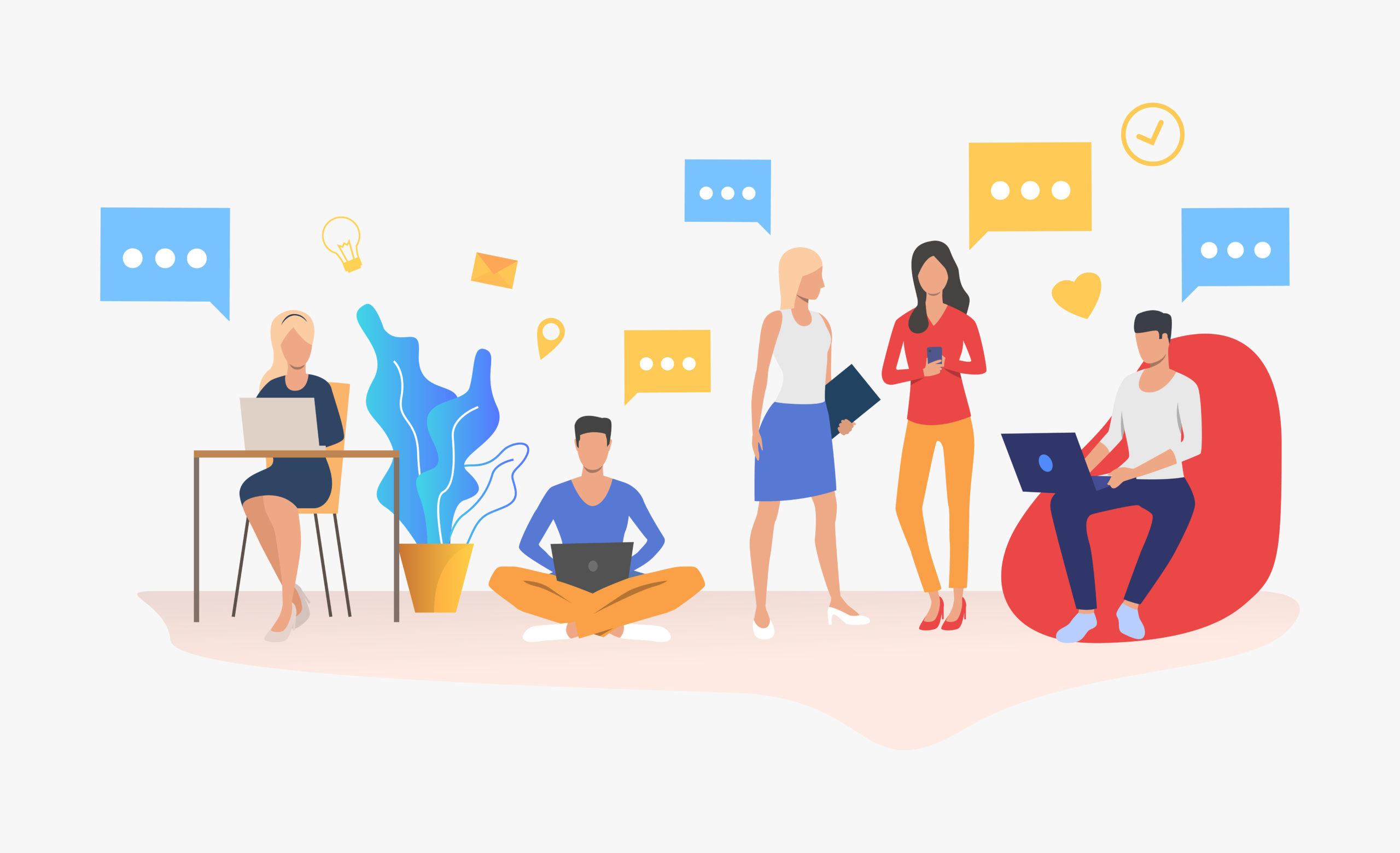 【コミュニケーション講座】女性にモテるための会話・トーク術を徹底解説